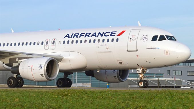 Comment contacter Air France